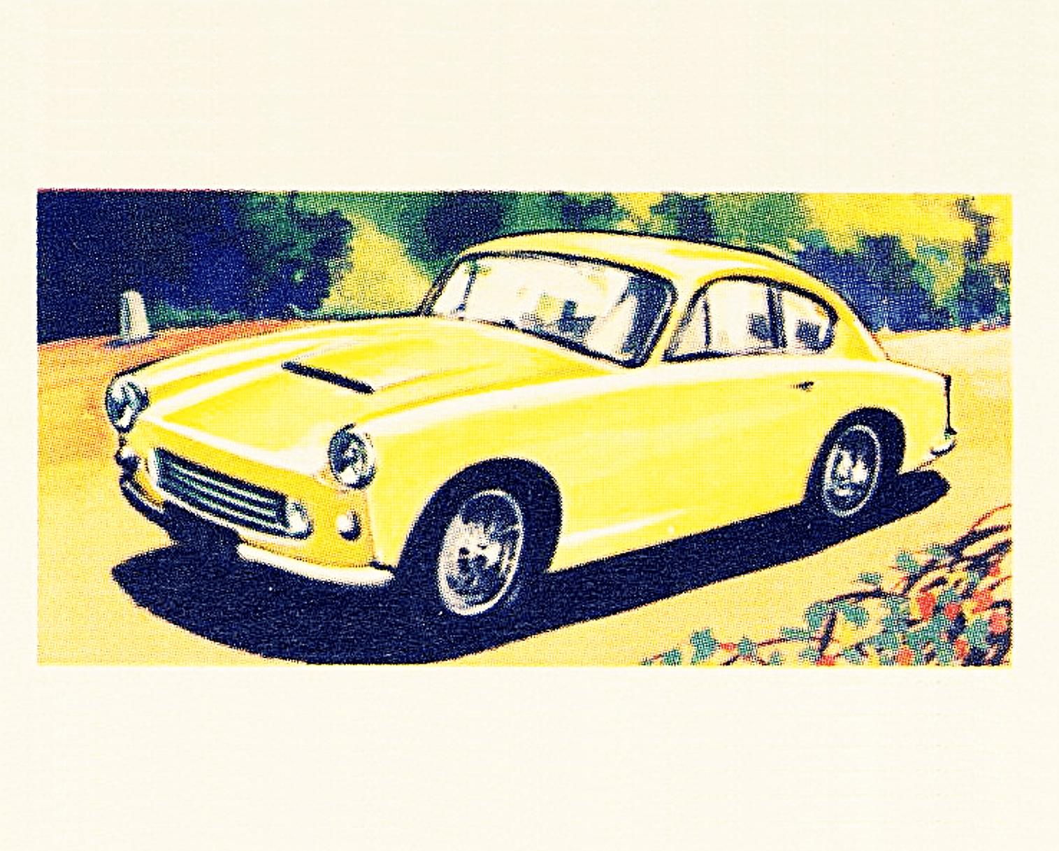 Free Vintage Car Printables