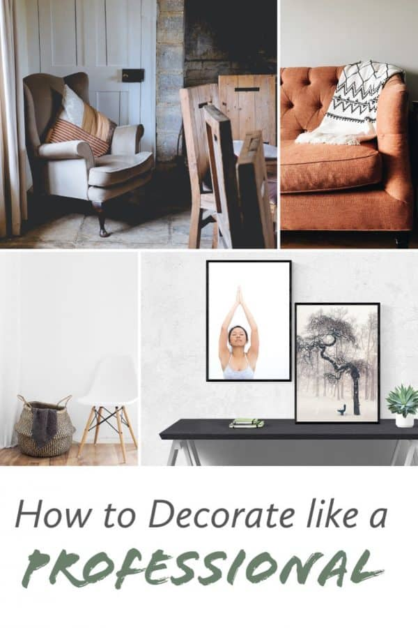 How To Decorate Like A Professional